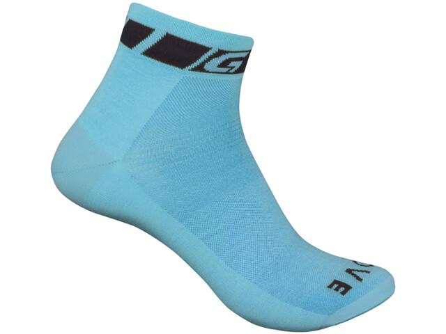 GripGrab Classic Low Cut Sokken, blauw